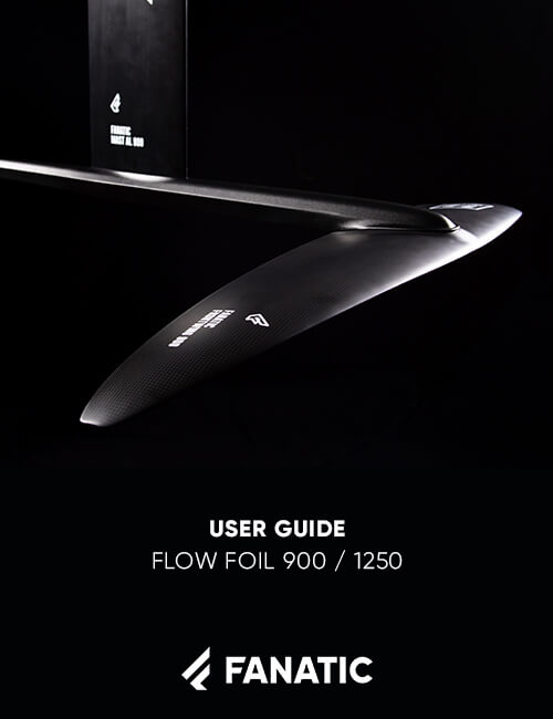 FANATIC USER GUIDE / Flow 900 / Flow 1250