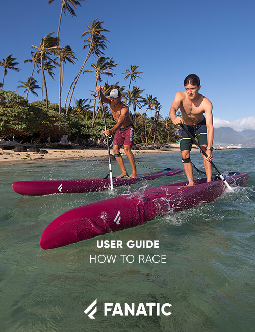 FANATIC USER GUIDE / HOW TO RACE