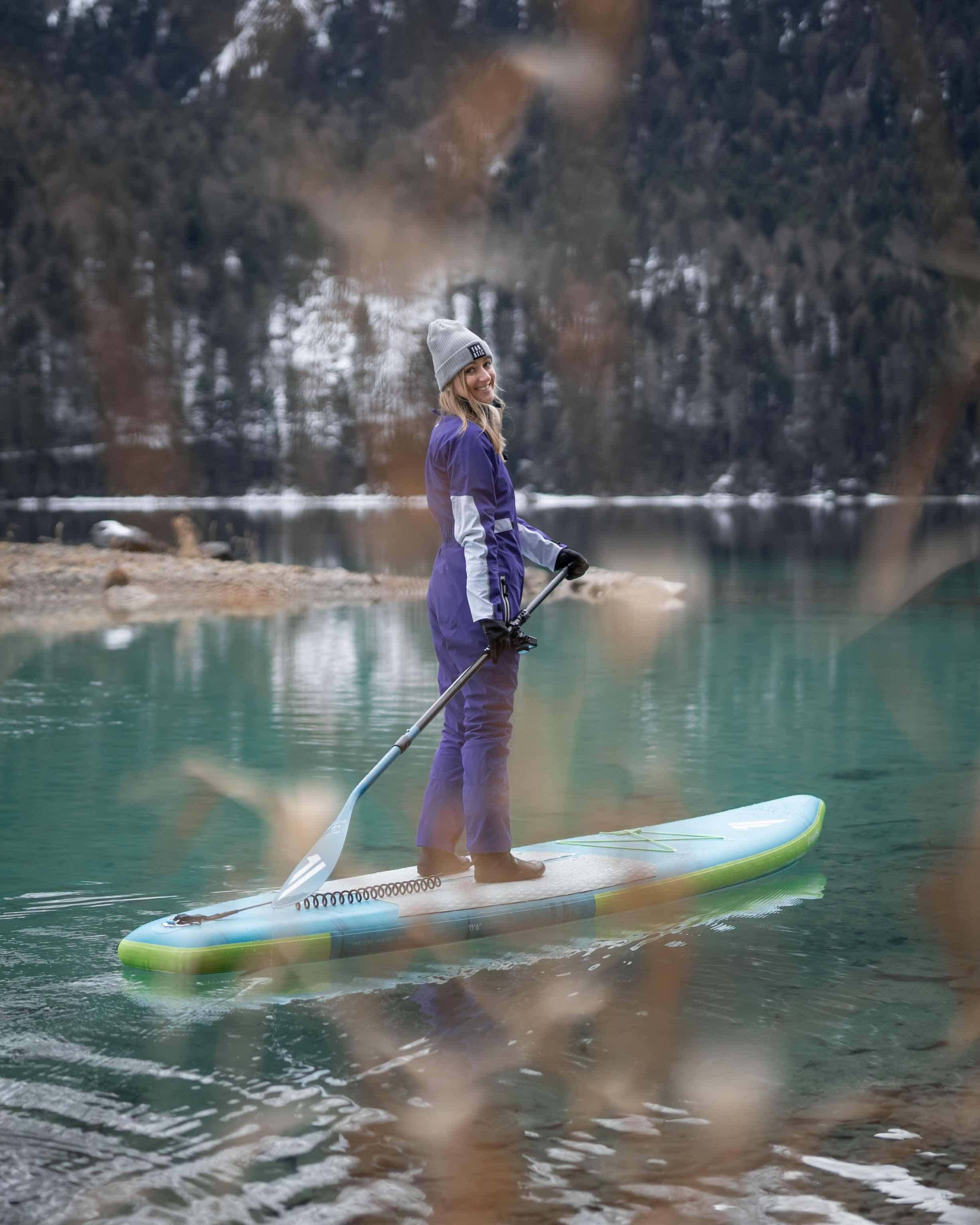 A WINTER SUP GUIDE